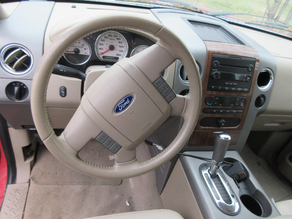 2004 Ford FORD F-150