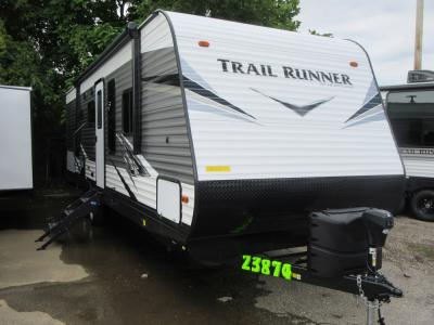 2020 HEARTLAND TRAIL RUNNER 28RE